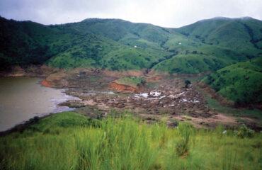 Lake Nyos, Cameroon, Gas Release August 21, 1986. Inflow regi...