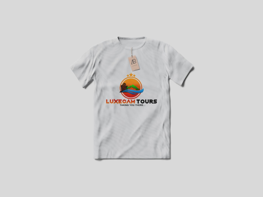 luxecam t shirts white 5000