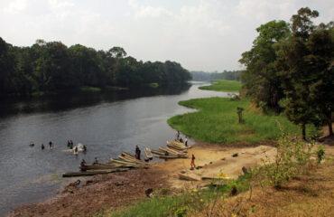 Ebogo, Nyong River, Cameroon